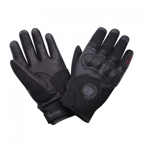 Indian Solo Glove - Mens (CE Certified)