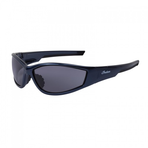 Indian Motorcycle Casual Spirit Midnight Blue Frame Sunglasses - CE Certified