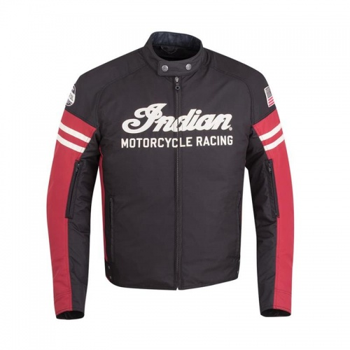 Indian Motorcycle Flat Track Jacket Mens