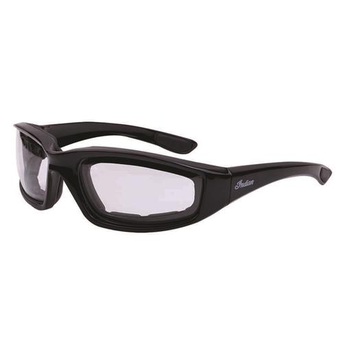 Indian Motorcycle Riding Freeway Sunglasses with Clear Lens