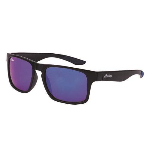 Indian Motorcycle Casual Atlanta Sunglasses with Blue Lens