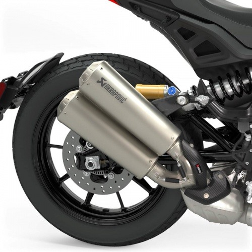 Indian FTR1200 Exhausts