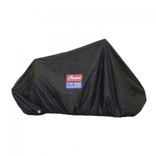 Indian FTR1200 Dust Cover with FTR Logo