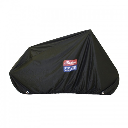 Indian FTR1200 All Weather Cover with FTR Logo