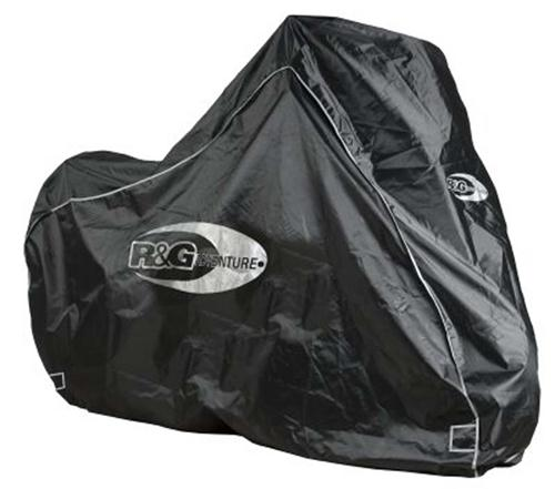 Adventure Outdoor Motorcycle Cover (black)