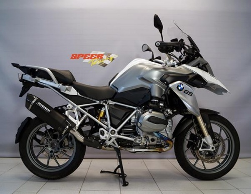BMW R1200 GS 2013+ Bodis Penta-Tec Exhaust