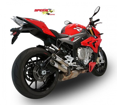 BMW S1000 R 2014+ Bodis Duobolico Exhausts