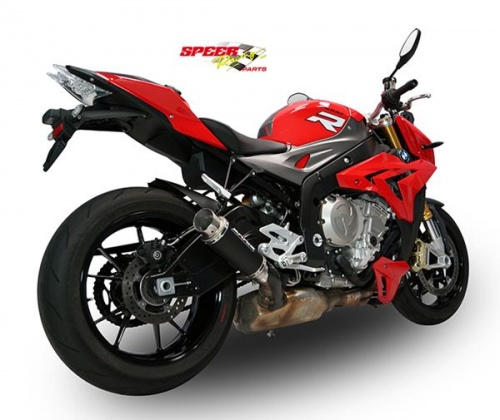 BMW S1000 R 2014+ Bodis GP1-R Exhaust
