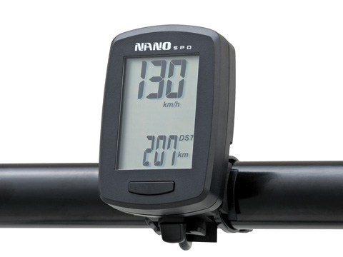 Daytona Nano Battery Operated Speedometer