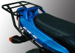 Kawasaki ER5 C Black Renntec Sport / Carrier Rack