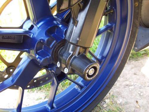 Fork Protectors, Aprilia RS125 '06-  (for spindles with external nut)