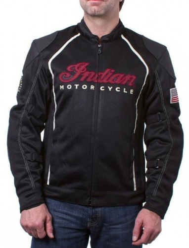 Indian Springfield Mesh Jacket - Men's