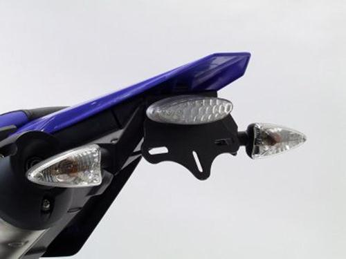 Licence Plate Holder, Yamaha WR125X '09- / WR125R '09-