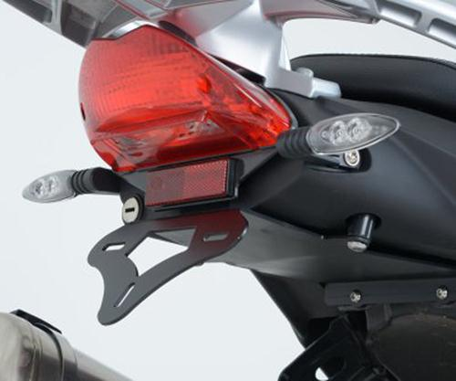 Licence Plate Holder, BMW F800GT (for use WITHOUT BMW luggage rack bracket)