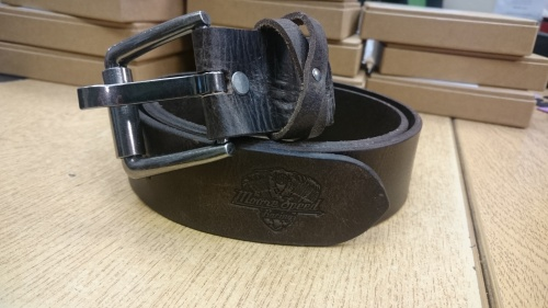 MSR Mens Casual Plain Belt