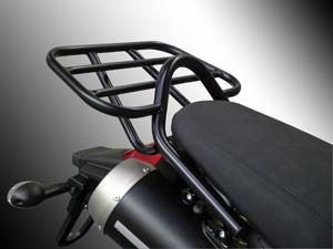 Yamaha MT-03 Black Renntec Sport / Carrier Rack
