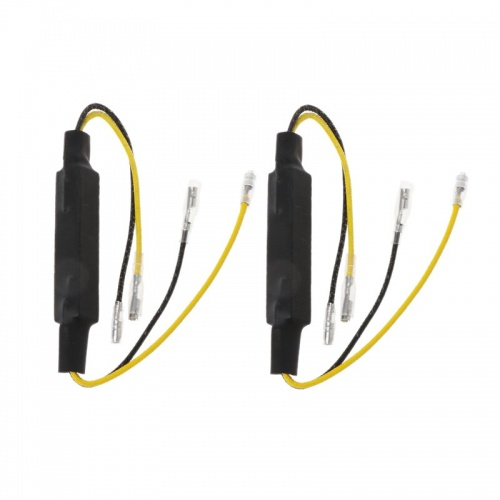 Pair of 21W Inline LED Resistors for LED Indicators