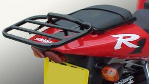 Yamaha YZF R1 00-01 Black Renntec Sport / Carrier Rack