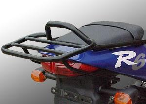 Yamaha YZF R6 (up to 2000) Renntec Rear Rack / Carrier