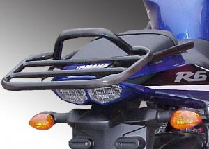 Yamaha YZF R6 03-05 Black Renntec Sport / Carrier Rack