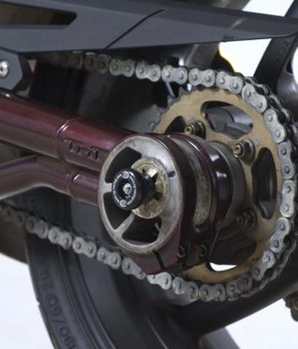 Rear Spindle Sliders, Benelli 1130 Café Racer