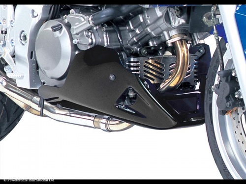 Suzuki SV650 03-12 / DL650 96-12 Powerbronze Bellypan