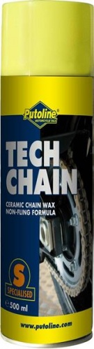 Putoline Tech Chain Spray (Ceramic Wax)