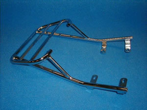 Kawasaki ZR750 / ZR1100 Zephyr Chrome Renntec Sport / Carrier Rack
