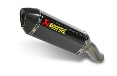 Kawasaki ZX-6R 09-14 Akrapovic Hexagonal Race Exhaust