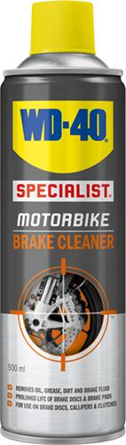 WD-40 Brake Cleaner Spray Can 500ml