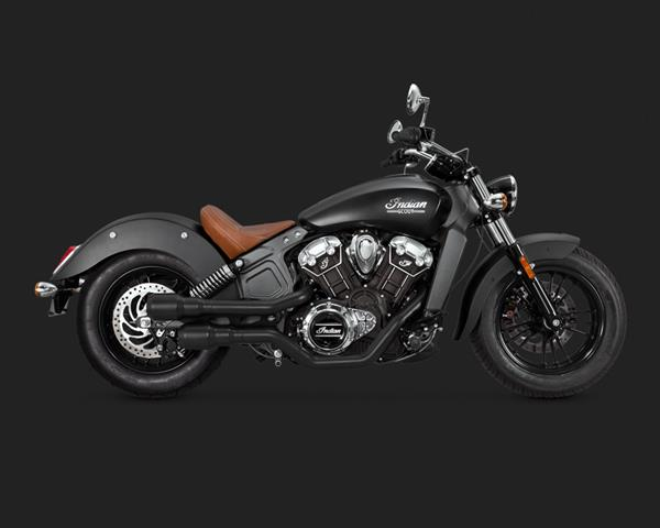 Vance & Hines Hi-Output Grenades - Full System