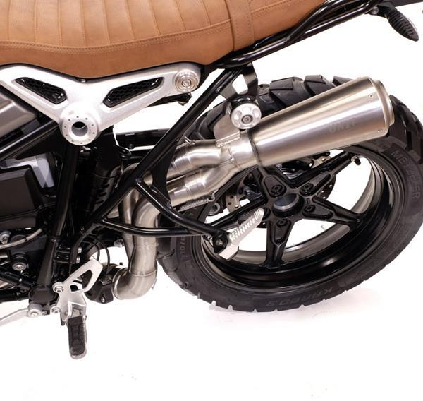 Unit Garage Exhaust High Pipe 1:2:1 R9T for BMW R Nine T