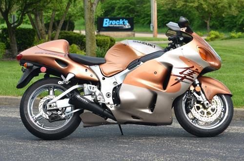 Suzuki GSX1300 R Hayabusa 99-17 Brock's 14