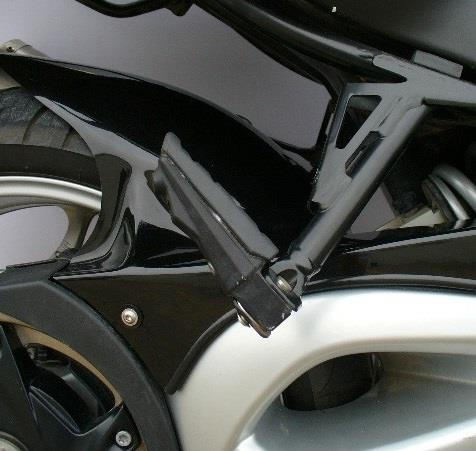 BMW F800 S & ST 06- Rear Hugger