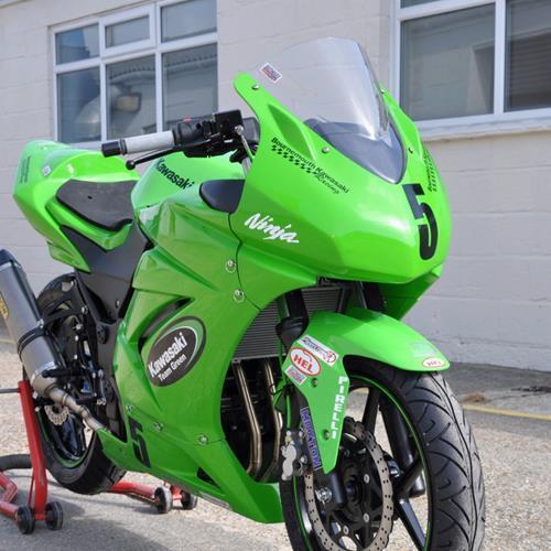 Kawasaki Ninja 250r Full Front Race Fairing