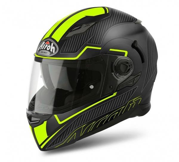 b54aa859 Airoh Movement S Helmet - Faster Yellow Matt