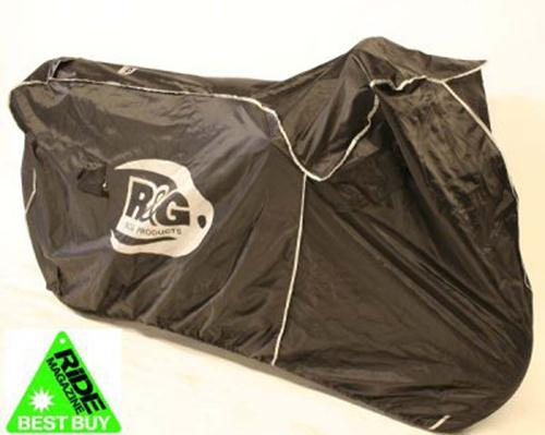 Superbike Outdoor Motorcycle Cover (black)