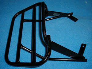 Honda CB500 Black Renntec Sport / Carrier Rack