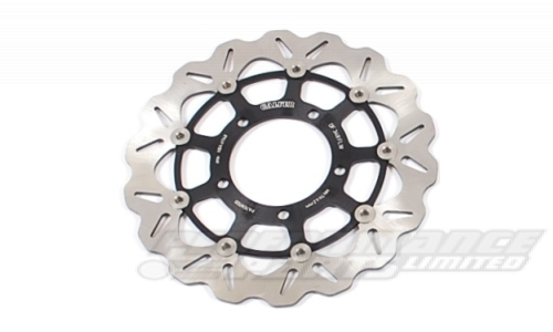 TRIUMPH SPEED TRIPLE 05-06 GALFER BRAKE DISCS