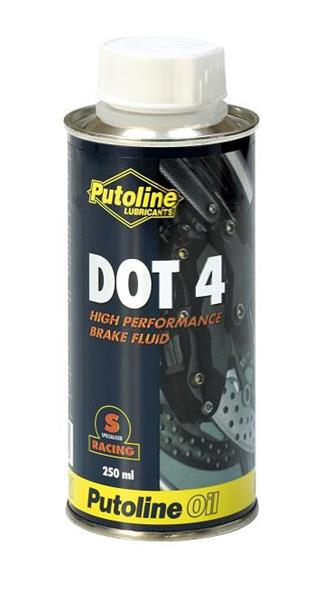 Putoline Dot 5 Silicon Brake Fluid