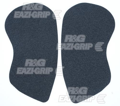 Ducati Monster 696 Traction Pads  2010-2014:Black  2-Grip Kit