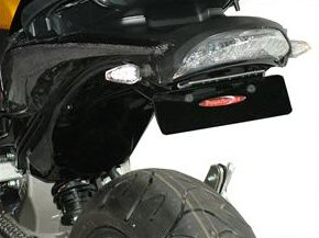 Honda Hornet 600 07-10 Powerbronze Undertray