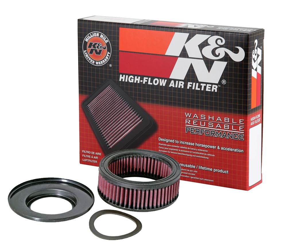 K/&N KA-1603 Kawasaki High Performance Replacement Air Filter