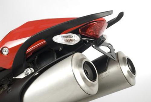 Licence Plate Holder, Ducati Monster 796 up to 2010, Monster 696, 1100 (NOT 1100 EVO)