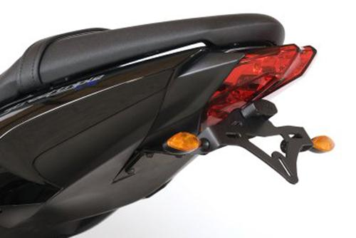 Licence Plate Holder, Triumph Street Triple [R] '13- / 675 Daytona '13- (to be modified soon to fit new RX model)