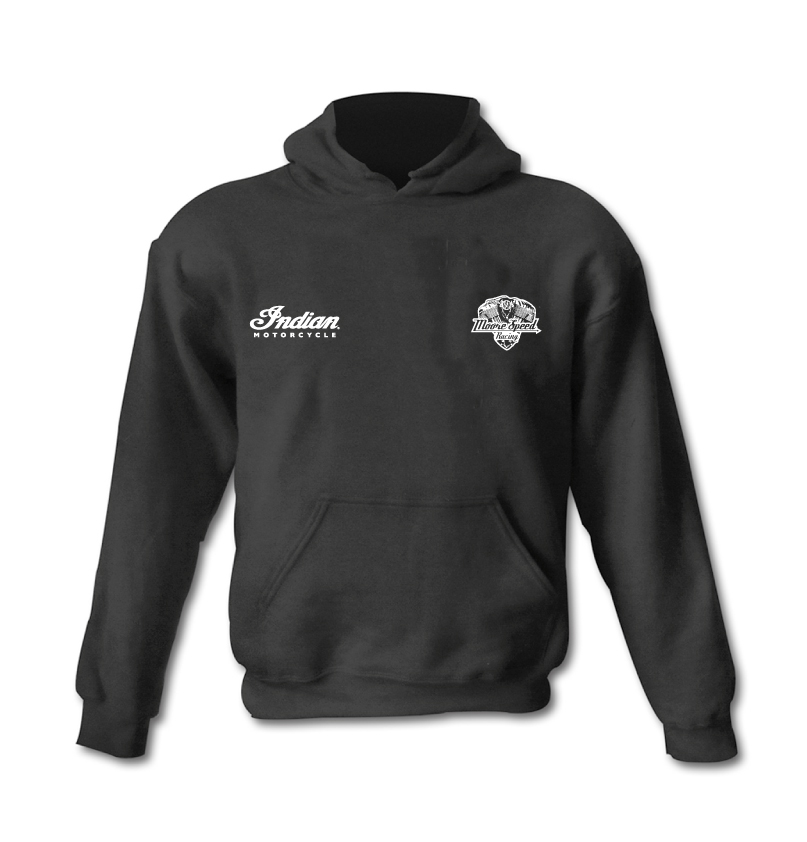 Moore Speed Racing Hoodie Hooded Sweatshirt