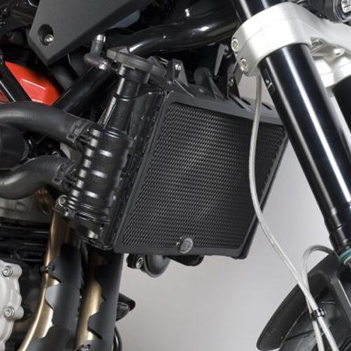Radiator Guard BLACK - Husqvarna Nuda