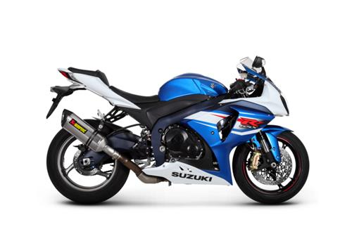 Suzuki GSXR1000 12-14 Akrapovic Hexagonal Exhausts