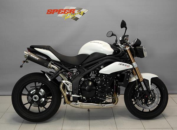 Triumph Speed Triple 2011+ Bodis GPC-3 Exhausts