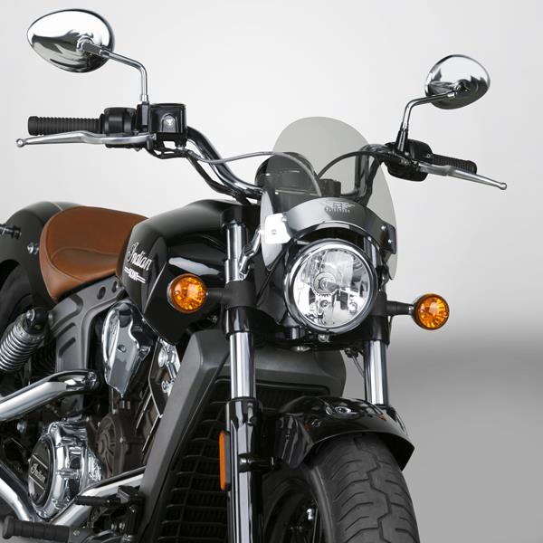 Indian Scout National Cycle Flyscreen HIA